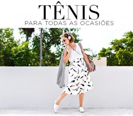 Como usar tênis com estilo em qualquer ocasião