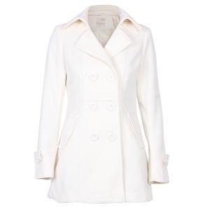 Casaco Feminino Facinelli - Branco 279,99