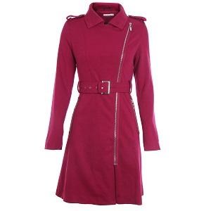 Casaco Trench Coat Feminino Brenda Lee - Pink 175,99