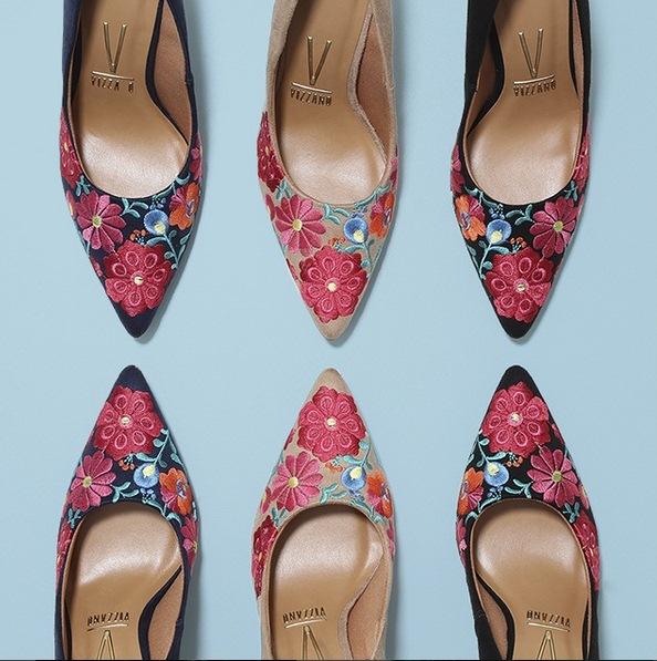 Truque de estilo: Sapato Floral