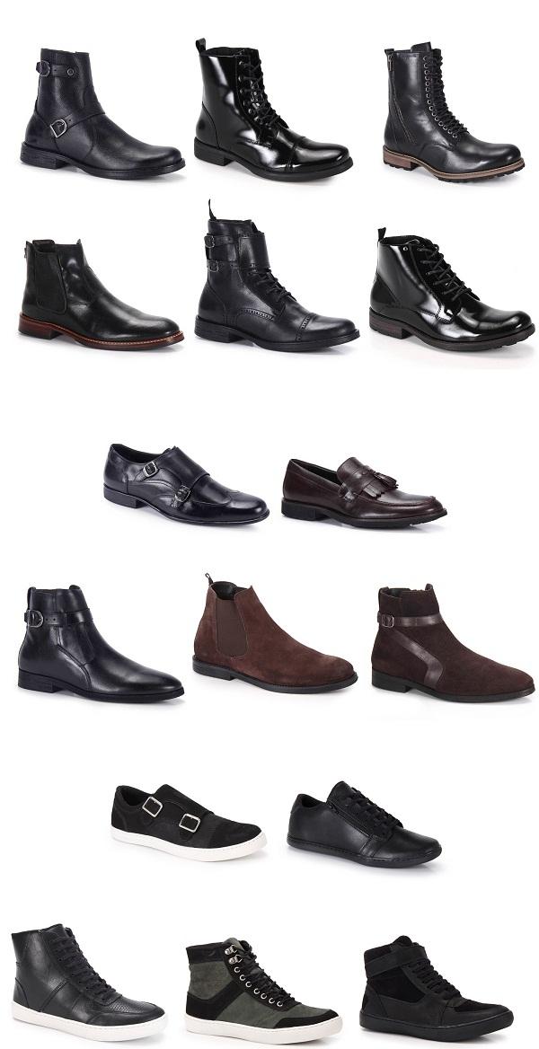 sapato masculino inverno