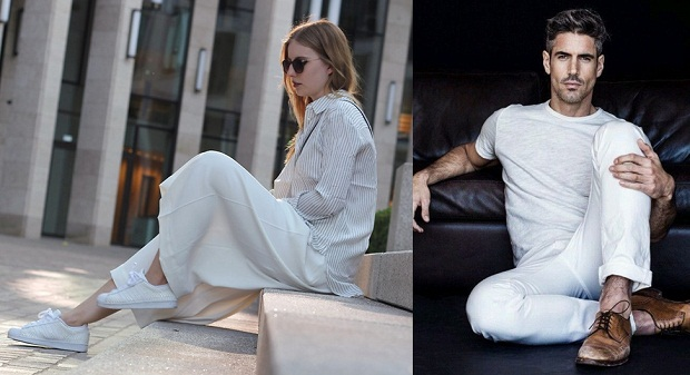 Street Style: All White