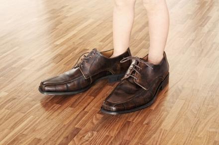 Encontre sapatos em tamanhos grandes aqui!