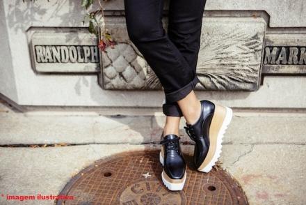 Oxford Flatform: inspire-se e arrase com o sapato do momento!