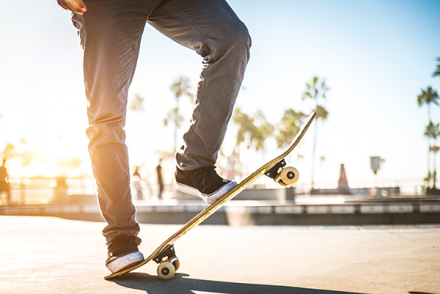 Tênis Skate Masculino