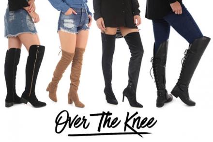 Aprenda a Usar a Bota Over the Knee