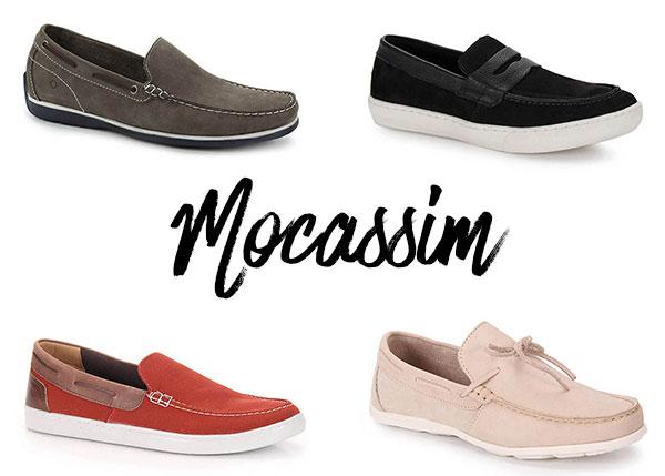 Sapato Casual Masculino Mocassim