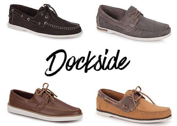 Sapato Casual Masculino Dockside