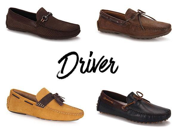 Sapato Casual Masculino Driver