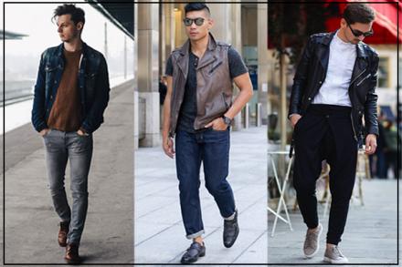 Moda inverno: Looks com coletes e jaquetas masculinas