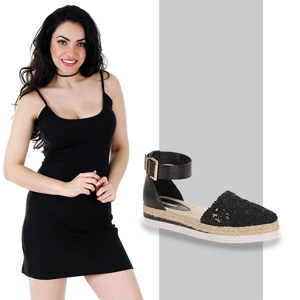 Espadrille Ankle Strap