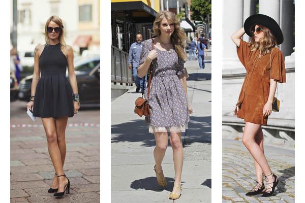 Modelos de Vestidos Para o Verão 2017/18