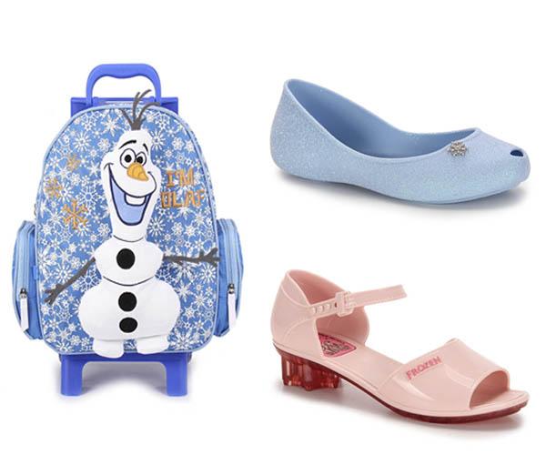 Produtos Frozen