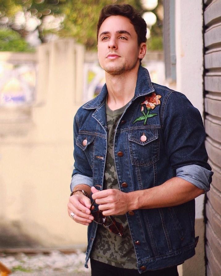 Camisa Jeans Masculina: Uma Peça para Todas as Estações