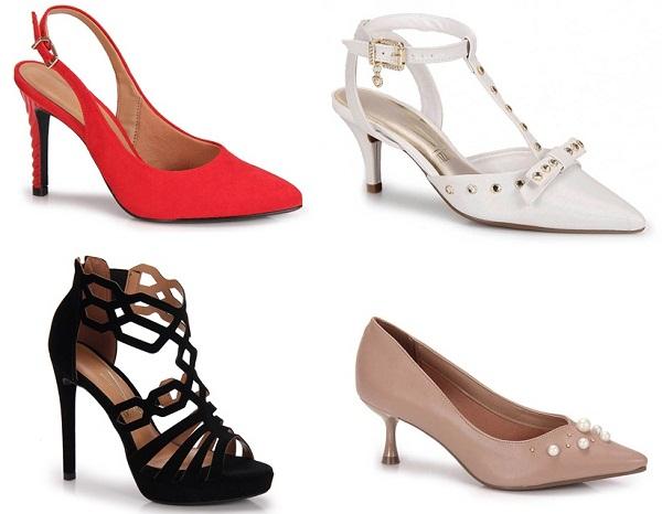 Modelos Sandálias