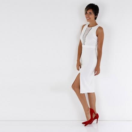 Vestido com Fenda — Dicas Incríveis Para Abusar da Sensualidade com a Peça!