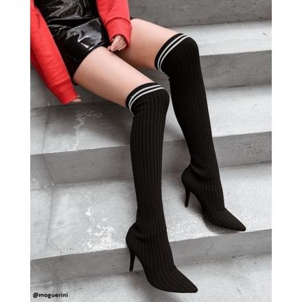 Sock Boots — Bota ou Meia? Conheça Mais da Peça Que Tem Feito os Pés das Celebridades!