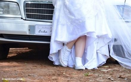 Noiva de Tênis — Você Apostaria Nessa Tendência?