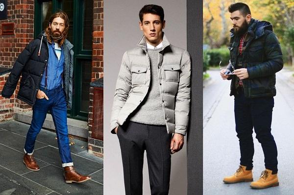 Casacos e Jaquetas Masculinos