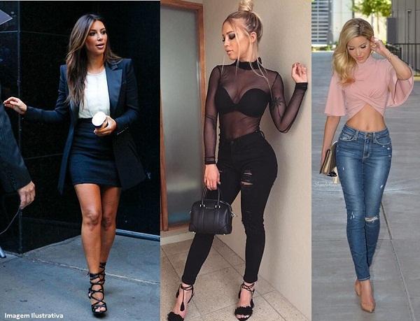 Look Sexy? Aprenda a Montar Combinações Elegantes que Valorizam o Seu Corpo!