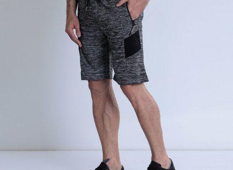 Bermuda Moletom — Saiba Como Usar Esta Peça Versátil na Moda Masculina 54e165603cf3c
