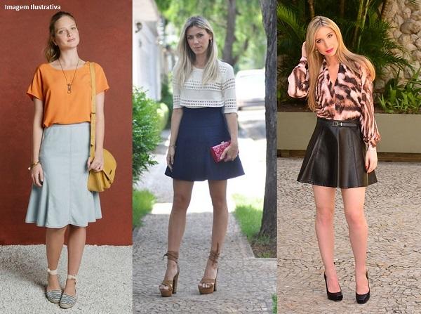 60d2059f05a3 Saias da Moda — Conheça as Queridinhas do Momento   Passarela Blog   Moda  Feminina e Masculina, Roupas e Calçados