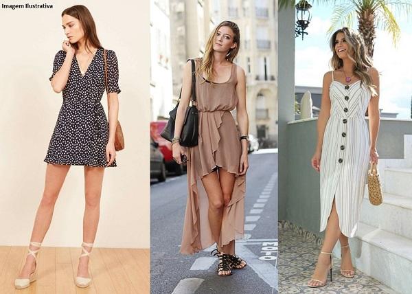 0cc54686eca3 Conheça 5 Modelos de Vestidos Para o Verão | Passarela Blog | Moda Feminina  e Masculina, Roupas e Calçados