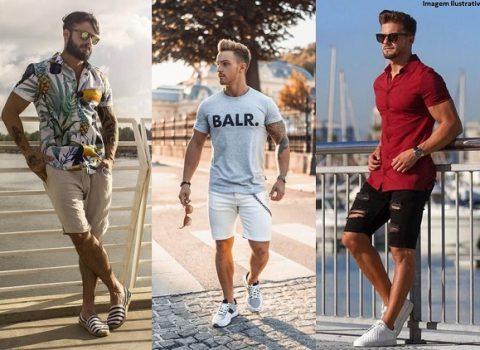 fab2543144 Calçados masculinos para o verão 2019