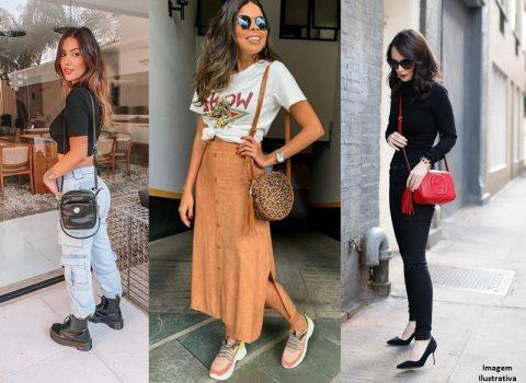 como guardar bolsas femininas
