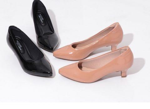 Sandálias confortáveis para trabalhar