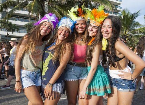 Looks de Carnaval