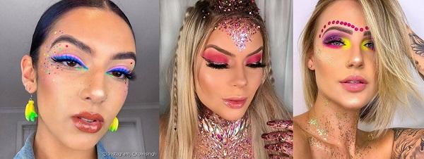 Maquiagem Para Carnaval