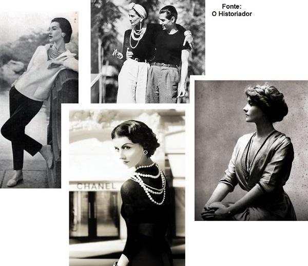 Estilista Coco Chanel
