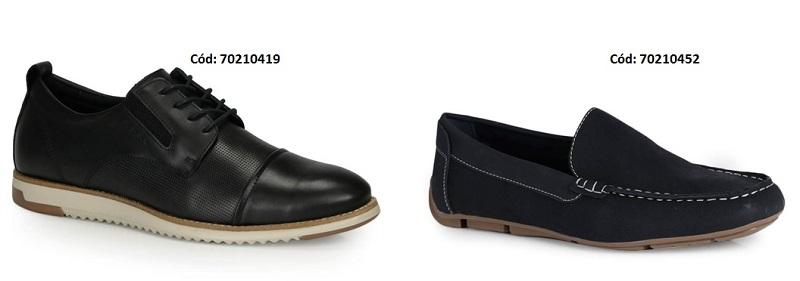 Sapato Masculino a partir de R$49,99
