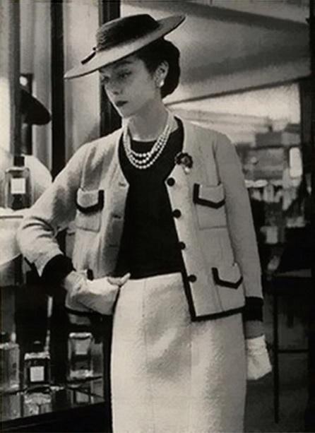 Coco Chanel, em 1920
