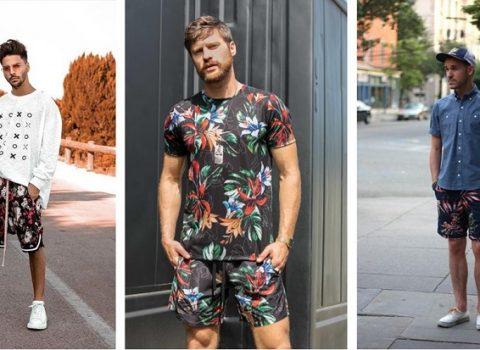 Como Usar Camisa Floral Masculina?