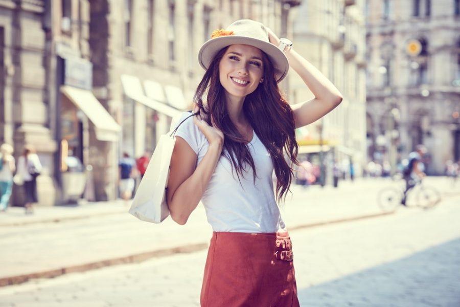 Roupas femininas da moda para o Verão 2021