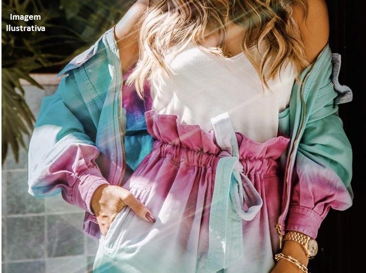 Confira as dicas de como usar Tie Dye no verão