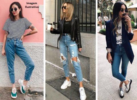 Jeans para usar em qualquer estação