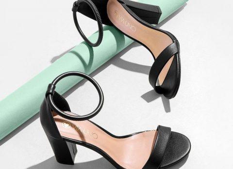 Sandália Salto Grosso - Saiba Como Usar