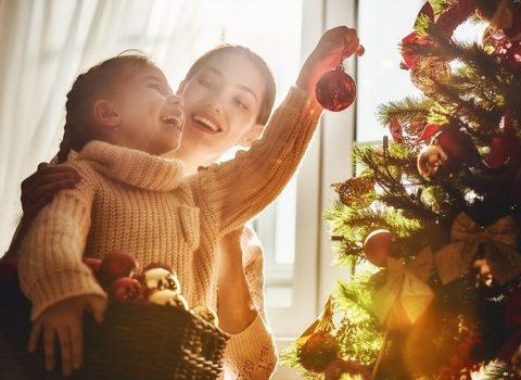 Juntos fazemos a magia do Natal