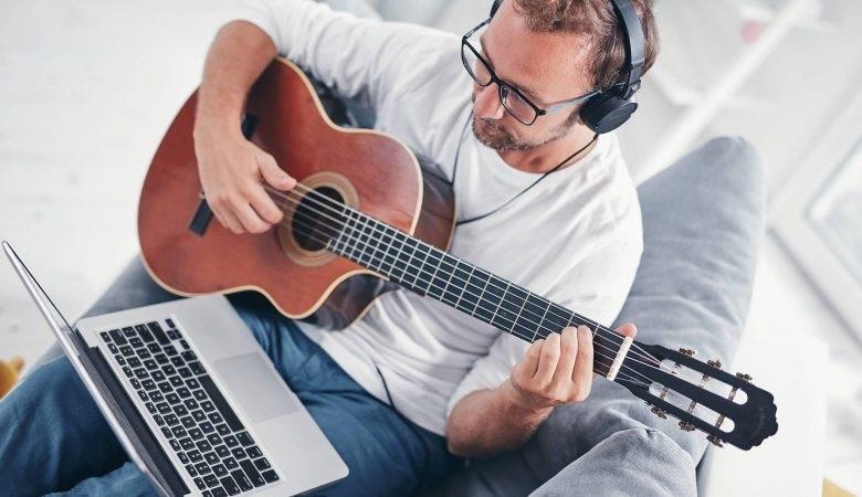 Aprenda um instrumento musical;