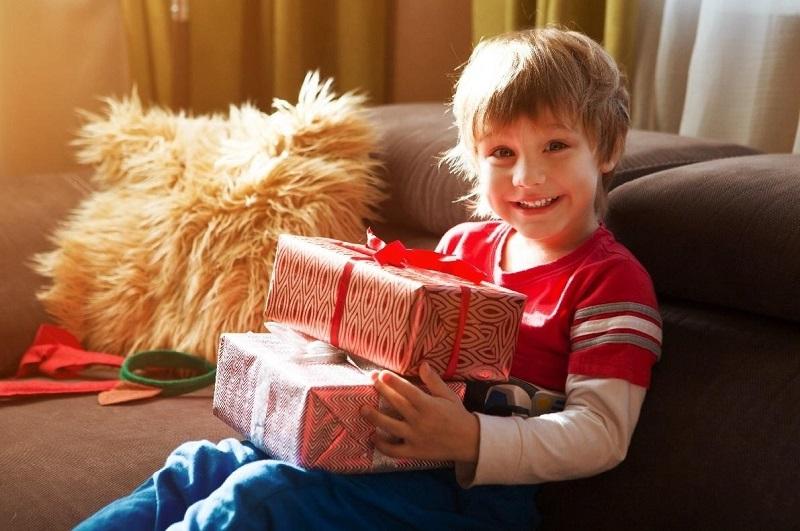Dicas para presentear no Natal para as Crianças
