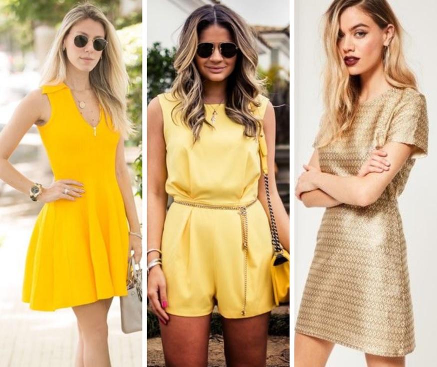 Amarelo: Riqueza e alegria