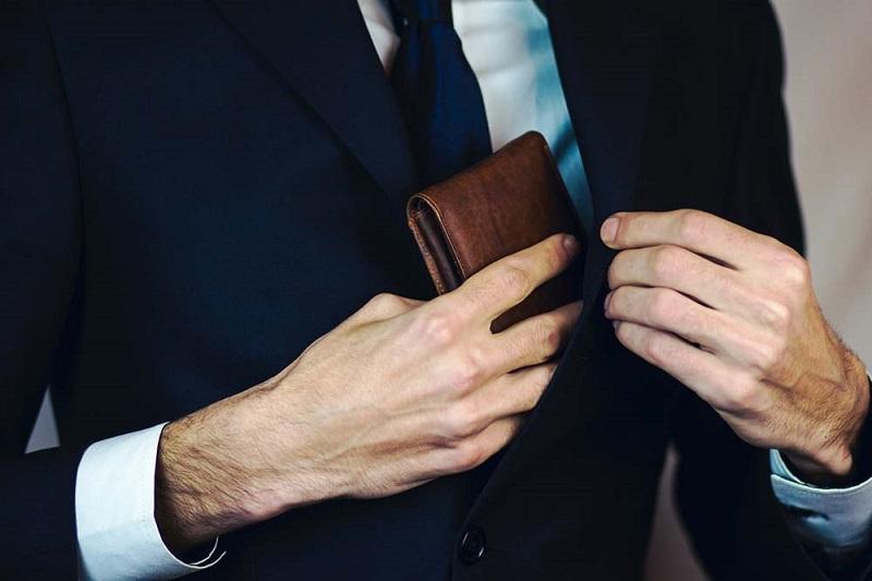 Carteira masculina: conheça os diferentes modelos