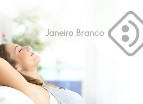 Janeiro Branco – Mês da conscientização sobre a saúde mental