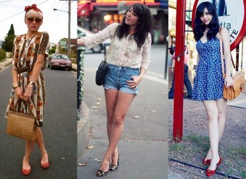 Dicas para usar sapatilha feminina no verão