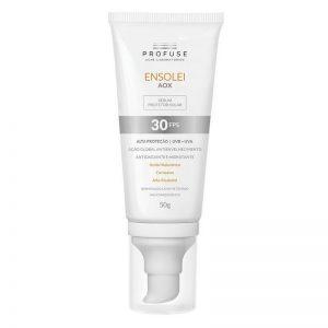 Skin Care: Protetor Solar Profuse Ensolei Aox Serum FPS 30