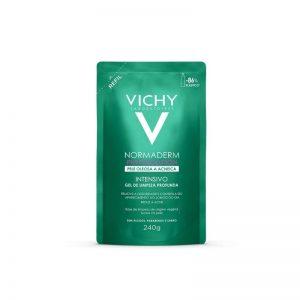 Skin Care: Sabonete Liquido Vichy Normaderm Phytosolution Intensivo Gel de Limpeza Profunda